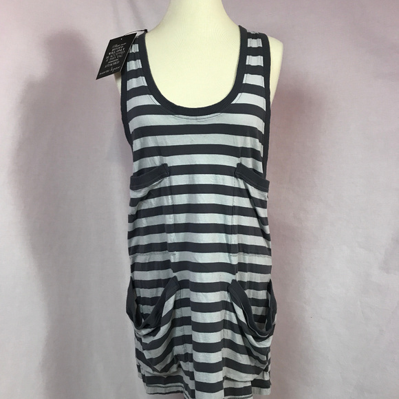 Oonagh by Nanette Lepore Dresses & Skirts - Oonagh Nanette Lepore Night Guy Striped Dress Sz S